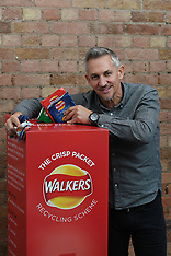 Gary Lineker Walkers Recycling Scheme 29112018