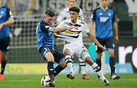 Fotball<br /> Tyskland<br /> Foto: Witters/Digitalsport<br /> NORWAY ONLY<br /> <br /> v.l. Steven Zuber, Mahmoud Dahoud (Gladbach)<br /> Moenchengladbach, 26.11.2016, Fussball Bundesliga, Borussia Mönchengladbach - TSG 1899 Hoffenheim
