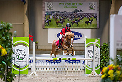 Lamberts Xander, BEL, Liesje<br /> Nationaal Indoor Kampioenschap Pony's LRV <br /> Oud Heverlee 2019<br /> © Hippo Foto - Dirk Caremans<br /> 09/03/2019