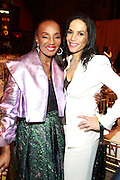 January 30, 2017-New York, New York-United States: (L-R) Susan L. Taylor, Founder, National CARES Mentoring Movement and Television Producer Crystal McCray attend the National Cares Mentoring Movement 'For the Love of Our Children Gala' held at Cipriani 42nd Street on January 30, 2017 in New York City. The National CARES Mentoring Movement seeks to dispel that notion by providing young people with role models who will play an active role in helping to shape their development.(Terrence Jennings/terrencejennings.com)
