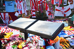 February 23, 2019 - Stoke On Trent, England, United Kingdom - Memorial for Gordon Banks OBE during the Sky Bet Championship match between Stoke City and Aston Villa at the Britannia Stadium, Stoke-on-Trent on Saturday 23rd February 2019. (Credit Image: © Mi News/NurPhoto via ZUMA Press)