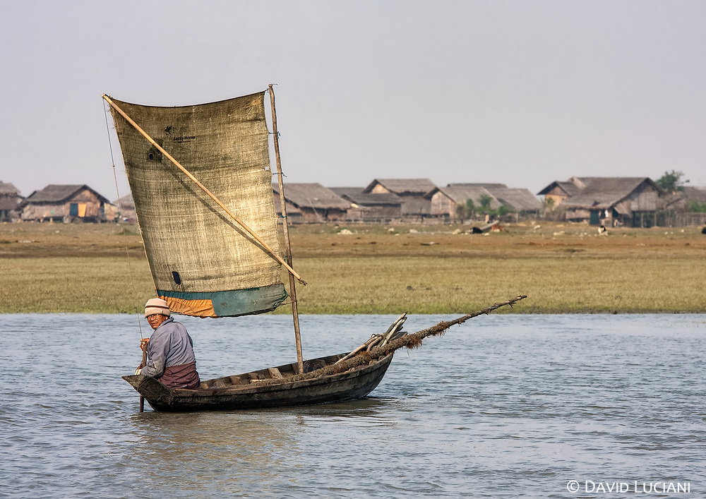 Today the Kaladan river is the fifth largest river in the world which is not confined by a dam.
