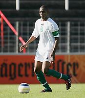 Fotball<br /> Saudi-Arabia / Saudi Arabia<br /> Foto: imago/Digitalsport<br /> NORWAY ONLY<br /> <br /> 08.09.2005  <br /> <br /> Redha Fallatha (Saudi Arabien)