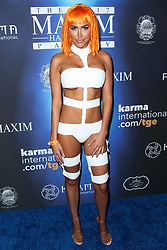 2017 MAXIM Halloween Party held at Los Angeles Center Studios on October 21, 2017 in Los Angeles, California. 21 Oct 2017 Pictured: Jessica Cribbon. Photo credit: IPA/MEGA TheMegaAgency.com +1 888 505 6342