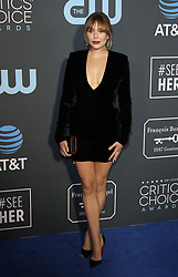 24th Annual Critics' Choice Awards. 13 Jan 2019 Pictured: Elizabeth Olsen. Photo credit: Jaxon / MEGA TheMegaAgency.com +1 888 505 6342