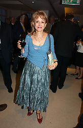 Yachtswoman CLARE FRANCIS at a party to celebrate the publication of Diana by Sarah Bradford held at 80 The Strand, London on 27th September 2006.<br />