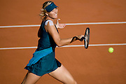 Paris, France. May 29th 2009. .Roland Garros - Tennis French Open. 3rd Round..Russian player Maria Sharapova against Yaroslava Shvedova