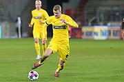 Fussball: 2. Bundesliga, FC St. Pauli - VFL Osnabrück, Hamburg, 27.11.2020<br /> Lukas Gugganig (Osnabrück)<br /> © Torsten Helmke