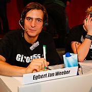 NLD/Hilversum/20100121 - Benefietactie voor het door een aardbeving getroffen Haiti, Egbert Jan Weeber