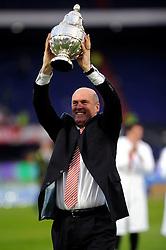 27-04-2008 VOETBAL: KNVB BEKERFINALE FEYENOORD - RODA JC: ROTTERDAM <br /> Feyenoord wint de KNVB beker - John Metgod<br /> ©2008-WWW.FOTOHOOGENDOORN.NL