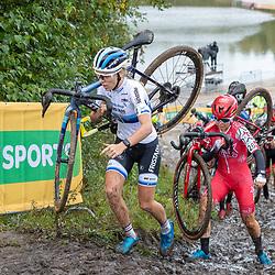 11-10-2020: Wielrennen: Superprestige: Gieten <br />Yara Kastelijn, Anna Kay