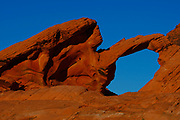 Aug 31, 2007; Las Vegas, NV, USA; Valley of Fire State Park.