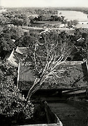 C011-9_Tom Hutchins_View from White Dagoba, Peking, China 1956 s A2.tif
