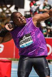 adidas Grand Prix Diamond League Track & Field: Men's Shot Put, Richards