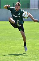 Fotball<br /> Tyskland<br /> Foto: imago/Digitalsport<br /> NORWAY ONLY<br /> <br /> 02.07.2015 - Fussball - 2. Bundesliga - Saison 2015 2016 - SpVgg Greuther Fürth Fuerth - Training - / - Veton Berisha ( SpVgg Greuther Fürth )