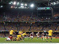 29 June 2013; A general view of the action at the Ethiad Stadium. British & Irish Lions Tour 2013, 2nd Test, Australia v British & Irish Lions. Ethiad Stadium, Docklands, Melbourne, Australia. Picture credit: Stephen McCarthy / SPORTSFILE