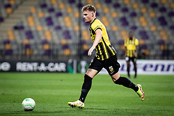 Daan Huisman of Vitesse during football match between NS Mura and Vitesse (NED) in 1st round of UEFA Europa Conference League 2021/22, on 16 of September, 2021 in Ljudski Vrt, Maribor, Slovenia. Photo by Blaž Weindorfer / Sportida
