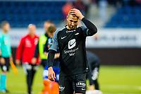 Fotball , 6 August , Eliteserien , Aalesund - Brann , Azar Karadas<br /> <br />  , Foto: Marius Simensen, Digitalsport
