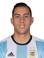 Conmebol - World Cup Fifa Russia 2018 Qualifier / <br /> Argentina National Team - Preview Set - <br /> Ramiro Funes Mori