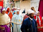 Israel, Jerusalem, Religious Procession
