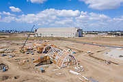 Construction of the New Tustin Legacy Academy School