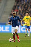 FOOTBALL - FRIENDLY GAME 2010/2011 - FRANCE v BRAZIL - 9/02/2011 - PHOTO JEAN MARIE HERVIO / DPPI - YANN M'VILA (FRA)