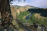 Chuluut River canyon, Arkhangai, Mongolia