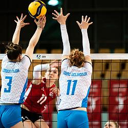 20210606: SLO, Volleyball - Women Silver league, Slovenia vs Austria