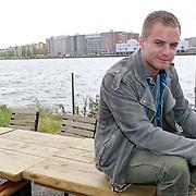 NLD/Amsterdam/20110907 - Presentatie Cosmopolitan Man 2011, Jim Bakkum