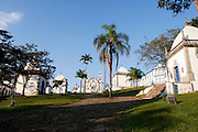 Congonhas_MG, Brasil...Santuario de Bom Jesus do Matozinhos em Congonhas...The sanctuary of Bom Jesus do Matozinhos in Congonhas...Foto: LEO DRUMOND / NITRO