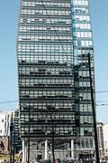 Milan, Torre Diamante at the Promenade Varesine