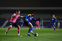 Football - 2020 / 2021 Sky Bet League One - AFC Wimbledon vs Peterborough United - Plough Lane<br /> <br /> AFC Wimbledon's Ryan Longman in action.<br /> <br /> COLORSPORT/ASHLEY WESTERN