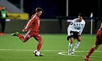 Fotball , 12. mars 2016 ,  Tippeligaen , Eliteserien ,<br />  Odd - Rosenborg<br /> Mike Jensen , RBK<br /> Fredrik Oldrup Jensen , Odd