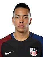 Concacaf Gold Cup Usa 2017 / <br /> Us Soccer National Team - Preview Set - <br /> Bobby Shou Wood