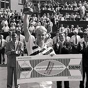 NLD/Hilversum/19910728 - Melkhuisje 1991 finale en prijsuitreiking