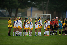 Rowan College at Gloucester County vs College of Southern Maryland Women's Soccer  - 9 October 2016