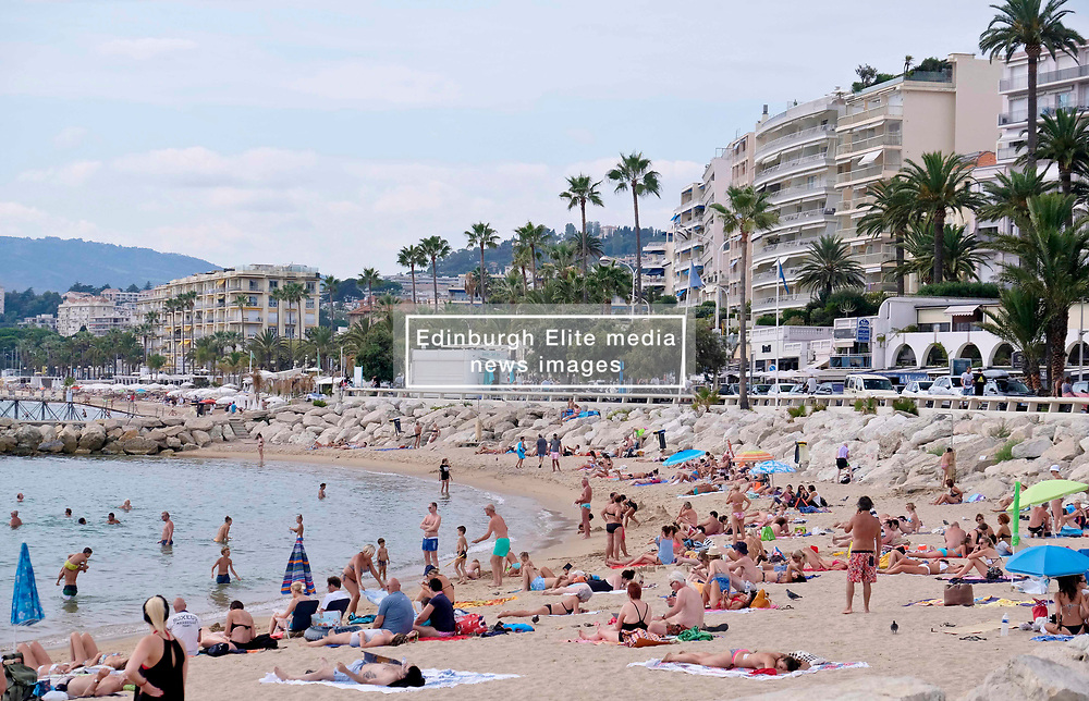 Stock pictures of Cannes in the south of France, September 2017<br /> <br /> Alex Todd   EEm 24th September 2017