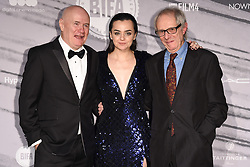 Paul Laverty, Hayley Squires & Ken Loach bei den British Independent Film Awards in London / 041216<br /> <br /> <br /> *** at the British Independent Film Awards in London on December 4th, 2016 ***