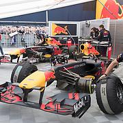 NLD/Zandvoort/20180520 - Jumbo Race dagen 2018, Red Bull Formule 1 auto's