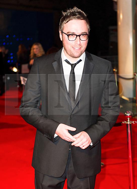 © London News Pictures. 07/11/2013. London, UK. Danny Wallace attending Virgin Media Shorts, BFI IMAX. Photo Credit: Raimondas Kazenas/LNP