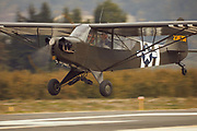 WAAAM's L-4 Grasshopper landing.