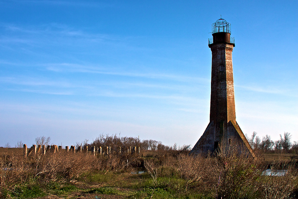 Sabine Pass Lighthouse, Cameron Parish, LA