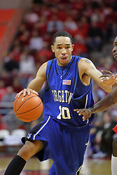 03 January 2009: P'Allen Stinnett. The Illinois State University Redbirds extended their record to 14-0 with a 86-64 win over the Creighton Bluejays on Doug Collins Court inside Redbird Arena on the campus of Illinois State University in Normal Illinois