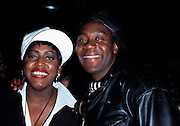 Lenny Henry with Mica Paris