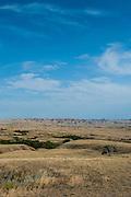 Badlands National Park, South Dakota, USA