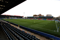 Rochdale AFC 1-2 Stockport County. Emirates FA Cup. 7.11.20