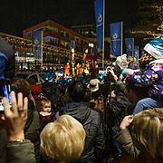 NLD/Amstelveen/20181222 - SBS Kerstparade 2018, publieke belangstelling