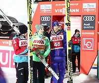 Ski , Fis  Ski Jumping World Cup <br /> Presented by Viessmann , Large  Hill Individual<br /> Lillehammer , Norway<br /> 10.12.2016<br /> Foto: Dagfinn Limoseth , Digitalsport<br /> Daniel André Tande , NOR , Domen Prevc , SLO