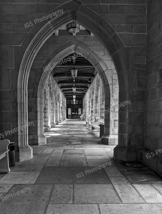 Cloisters at Bethesda by the sea Episcopal church in Palm Beach