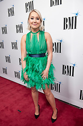Nov. 13, 2018 - Nashville, Tennessee; USA - Mjusician RAELYNN attends the 66th Annual BMI Country Awards at BMI Building located in Nashville.   Copyright 2018 Jason Moore. (Credit Image: © Jason Moore/ZUMA Wire)